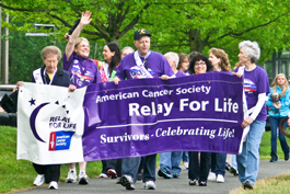 The 2013 Mill Creek Relay for Life is this weekend, June 1st – 2nd, at McCollum Park beginning at noon on Saturday and going until 9 am Sunday morning.