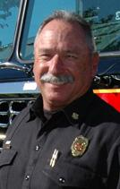 South County Fire Chief Bruce Stedman successfully completed the credentialing process that awards him the professional designation of Chief Fire Officer.