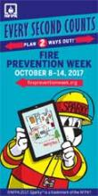 Snohomish County Fire District 7 encourages residents to prepare a home escape plan for Fire Prevention Week.  Come to one of our two open houses the week of October 8th to find out how!