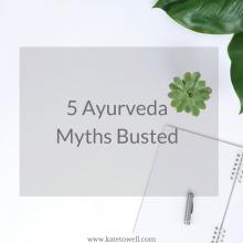 I found Ayurveda nearly fifteen years ago at a time in my life when I should have been thriving but instead I was experiencing massive digestive issues, chronic inflammation, and I was unhappy more often than I liked.