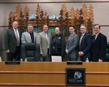 The Mill Creek City Council unanimously passed an almost $60,000,00 balanced 2019-2020 Biennial Budget at their December 4, 2018, meeting.  In order to balance the budget, the city council plans to use almost $4,000,000 of reserve funds to pay for increased spending, mostly in capital projects.