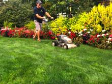 April is always a busy month for gardeners, with a multitude of chores clamoring for our attention. In the case of our lawns, April is possibly the most critical month to get back on track. Here are some things to consider for a healthy and beautiful lawn…