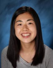 Yuna Shin is the high school grand prizewinner of the Search for Hidden Figures video contest. Photo courtesy of Everett Public Schools.
