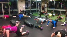 2013 Inner Athlete Fitness Studio Turkey Burn workout.