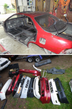 The Snohomish County Auto Theft Task Force found car parts at Marysville chop shop.
