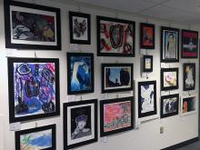 Everett Public Schools and the Everett Public Schools Foundation (EPSF) are pleased to announce the 21st Annual Art Shows for spring 2019. As it has for the past five years, the best work of our student artists will be displayed in the foyer of the Community Resource Center.