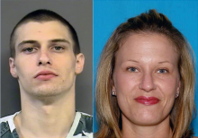 Detectives with the North County Property Crimes Unit were seeking help from the public to locate Joseph Nasby and his girlfriend, Sarah Dreben. Both are suspected of stealing chainsaws and other gas-powered equipment.