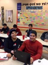 Speaking languages from all over the world, Cascade High School students build bridges by forming a language and cultural service opportunity called the Multilingual Ambassadors Squad.