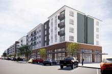 A proposed multi-use project in East Gateway Urban Village took another step forward this week with the approval of the development agreement on March 26, 2019. The development agreement is based on the city's regulations that were created in 2008 and modified in 2012.